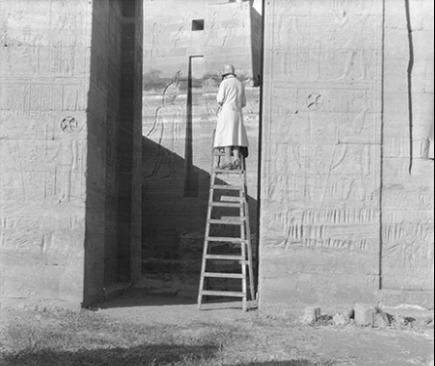Nora Griffith : fondatrice du Griffith Institute   Égypt-actus   Scoop.it