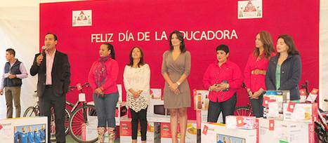 Festejan a Educadoras del DIF Izcalli | Reporte Especial ... | Cultura, educación y entretenimiento | Scoop.it