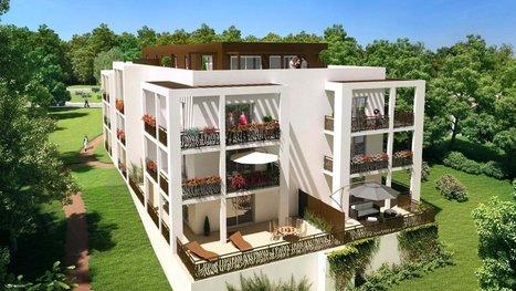 Nouveau programme immobilier neuf LE CLOS OSTARGI à Bayonne - 64100 | L'immobilier neuf sur Bayonne | Scoop.it