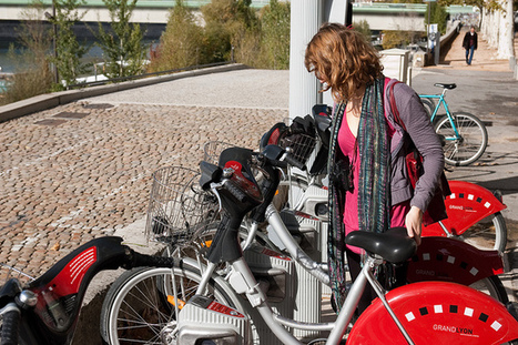 Bike-Sharing Enters Its 4th Generation   Sustainable Cities Collective   Cities For Parents   Scoop.it
