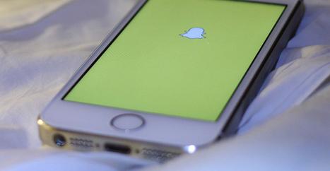 Snapchat permet de face-swaper avec votre photothèque | Actualité Social Media : blogs & réseaux sociaux | Scoop.it