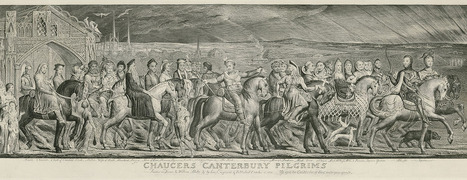 The literature and history of Chaucer | OUPblog | Canterbury Tales | Scoop.it