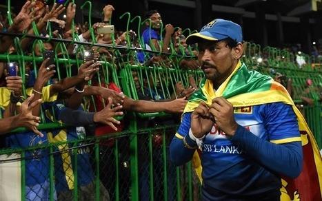 Australia edge Sri Lanka in Dilshan's frenetic farewell | Sri Lanka Cricket | Scoop.it