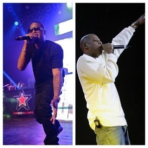 Photo - Nas vs. Jay-Z  - Who's got beef: The biggest hip-hop rivalries  - Pop Culture Examiner | Examiner.com | Whats the latest rivalry with Hip Hop Artists | Scoop.it