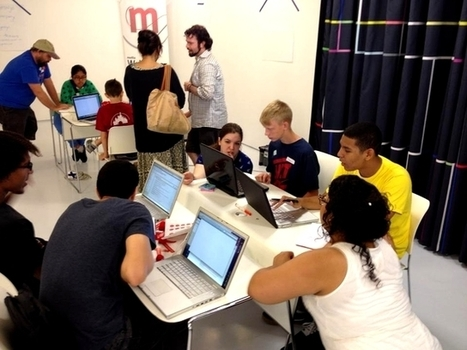 Backed by Google and Facebook, Young Rewired State kicks off 2013 Festival of Code   Educational Technology - Yeshiva Edition   Scoop.it