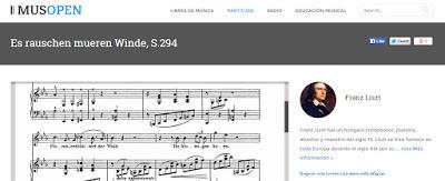 Música y partituras de dominio público para descarga gratuita   TIC-TAC_aal66   Scoop.it
