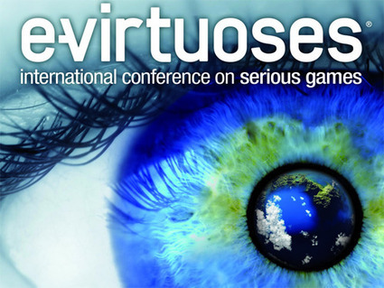 e-virtuoses puts France on the map in the world of serious games - Rude Baguette | Jeux (sérieux ou pas, vidéo ou pas) | Scoop.it