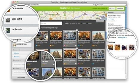 TouristEye:Travel Guide for iPhone, Android & Web | Intégrateur Multimédia, secteur Hôtelier | Scoop.it