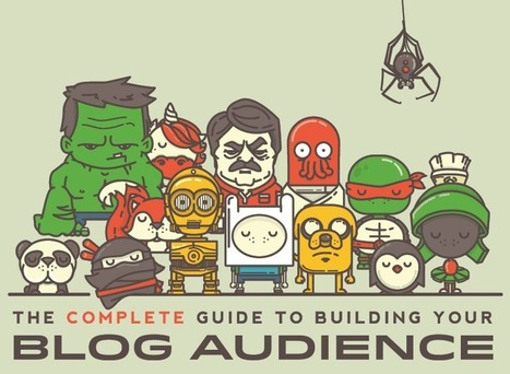 Complete Guide To Building Your Blog Audience | QuickSprout | Public Relations & Social Media Insight | Scoop.it