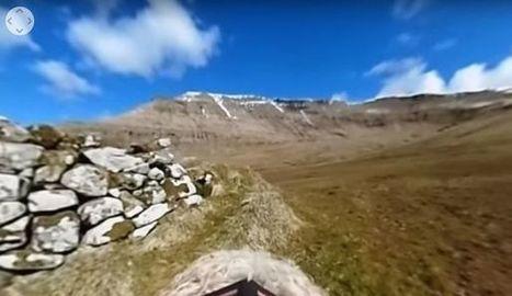 Des moutons à 360° pour cartographier les îles Féroé | Culture numérique | Scoop.it