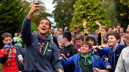 Bear Grylls encourages Scouting Adventure | Voice of Scouting | Scouting Adventures | Scoop.it