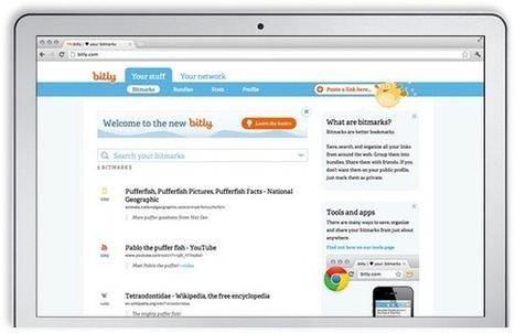 bitly | ♥ your bitmarks | b.learning | Scoop.it