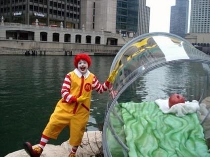 12 opérations de street marketing par McDonald's | streetmarketing | Scoop.it
