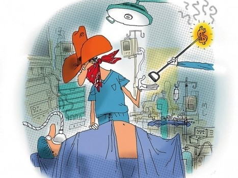 """Cowboy Doctors"" and Health Costs 