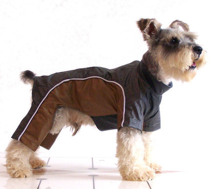 Leisure Back Zipper Four-legged Dog Jacket – PetSuperDeal.com | petsuperdeal | Scoop.it