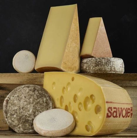 Prenez la route des fromages de Savoie | The Voice of Cheese | Scoop.it