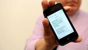 Royaume- Uni : quand la ville envoie des SMS pour lutter contre l'obésité   PSYCHOMOTRICITÉ et TCA   Scoop.it