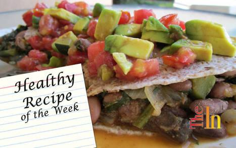Vegan Green Burrito recipe - The Independent | St George Cedar Zion Utah Mesquite NV News & Events | Vegan Food | Scoop.it