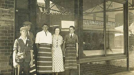 17 fascinating Illawarra pictures dating back to 1892 | Photography | Scoop.it