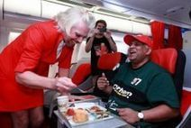 Billionaire air hostess for a day (video included) | Bangkok Post: learning | Ajarn Donald's Educational News | Scoop.it
