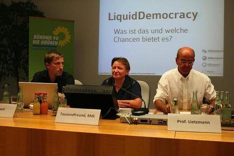 Liquid Democracy: The App That Turns Everyone into a Politician | Networked Society | Scoop.it