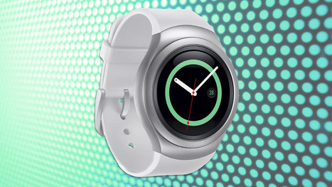 Samsung Gear S2 smartwatch promises 3 days of battery life | Mobile Technology | Scoop.it