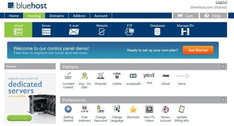 BlueHost Review - A Complete BlueHost Review | SayBlogger | Scoop.it