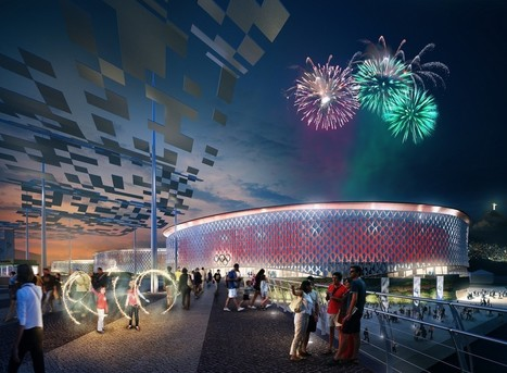 En exclusivité : les images du Parc Olympique des Jeux de Rio 2016 | Jeux olympiques | Scoop.it