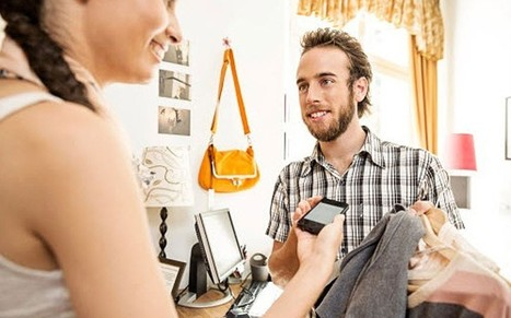 How your mobile is about to replace your wallet - Telegraph | All about Ecommerce | Scoop.it