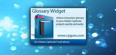 Glossary Widget for Adobe Captivate | I Love Instructional Design | Scoop.it