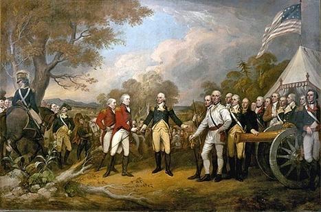 4 février 1789 élection de George WASHINGTON | Racines de l'Art | Scoop.it