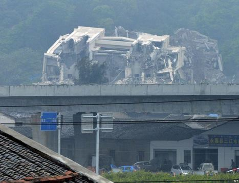 Church Demolition Highlights China's Religion Policy | North, South America, and Asia | Scoop.it