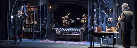 Paris : Jules Verne enchante la Comédie Française | Jules Verne News | Scoop.it
