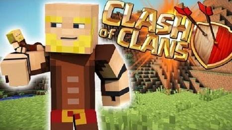 Clash Of Clans Mod by voidswrath 1.7.10 | Jenyfer grabar | Scoop.it