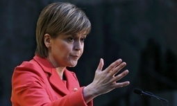 Think Nicola Sturgeon has risen from nowhere? Think again | Lesley Riddoch | My Scotland | Scoop.it