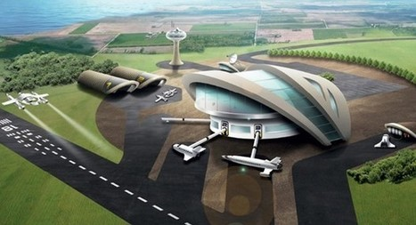 UK gears up for a spaceport in 2018 - strangetoday.com | Teaching | Scoop.it