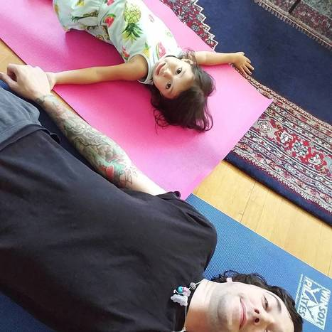 Yoga. A Daddy/ Daughter Activity | Cosmic Kids Around The World! | Scoop.it