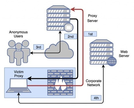 New malware sets up anonymous proxies on infected PCs | CyberSecurity | Geeks | Scoop.it