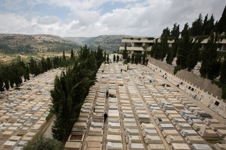 Catacombs make a comeback as Jerusalem seeks room for the dead | APHG-Ch. 2,3,9,10,11,12,13,14 | Scoop.it