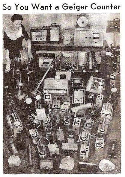 Uranium Rush 1950s | Outbreaks of Futurity | Scoop.it