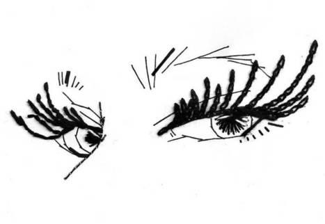 Les illustrations brodées de Clea Lala | ILLUSTRATION | Scoop.it