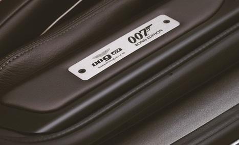 Noul Aston Martin DB9 GT James Bond Edition | Diverse | Scoop.it