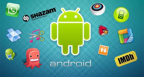 55 aplicaciones gratis imprescindibles para Android | apps educativas android | Scoop.it