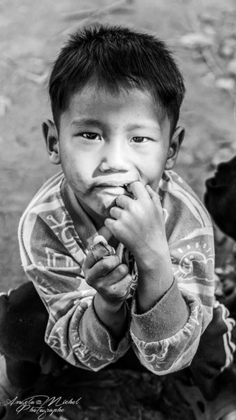 Découvrez 10 sublimes portraits d'enfants en Thaïlande | The Blog's Revue by OlivierSC | Scoop.it