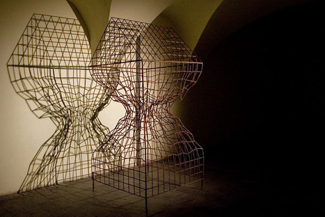 "Marcin Fajfruk: ""It's probably not here"" | Art Installations, Sculpture, Contemporary Art | Scoop.it"