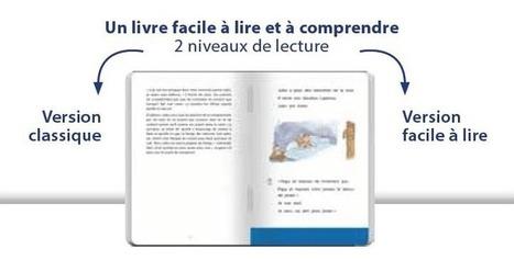 Facile à lire et à comprendre : des livres sans difficulté pour public empêché | Ressources Ecole | Scoop.it
