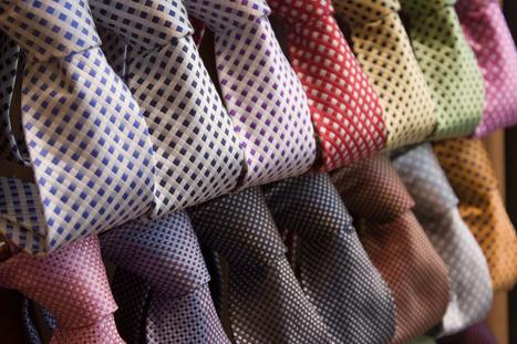 Men's Fashion Tips: How To Choose A Tie - Styelist CA | Azrim: Az Designer Az You | Scoop.it