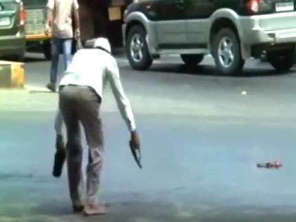 It's so hot in India people are getting stuck in tarmac | Coupures de presse | Scoop.it