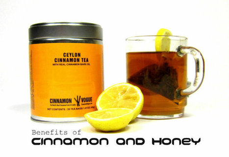 Benefits of Cinnamon and Honey   At Home Health and Beauty Tips   Scoop.it