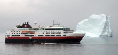 A bord du navire d'expédition polaire Fram #Hurtigruten #antarctique #arctique | Hurtigruten Arctique Antarctique | Scoop.it